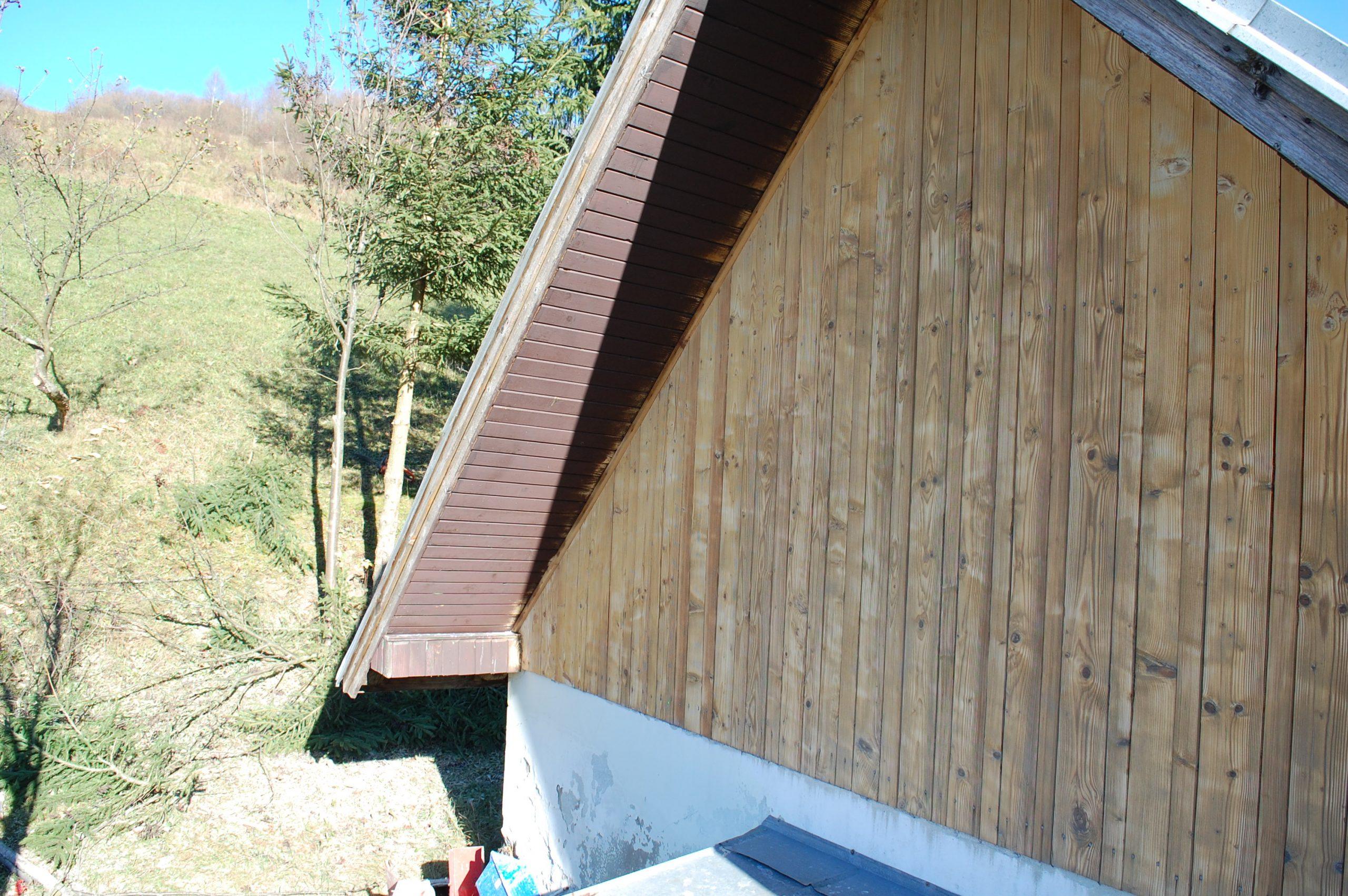 mobilné pieskovanie chaty